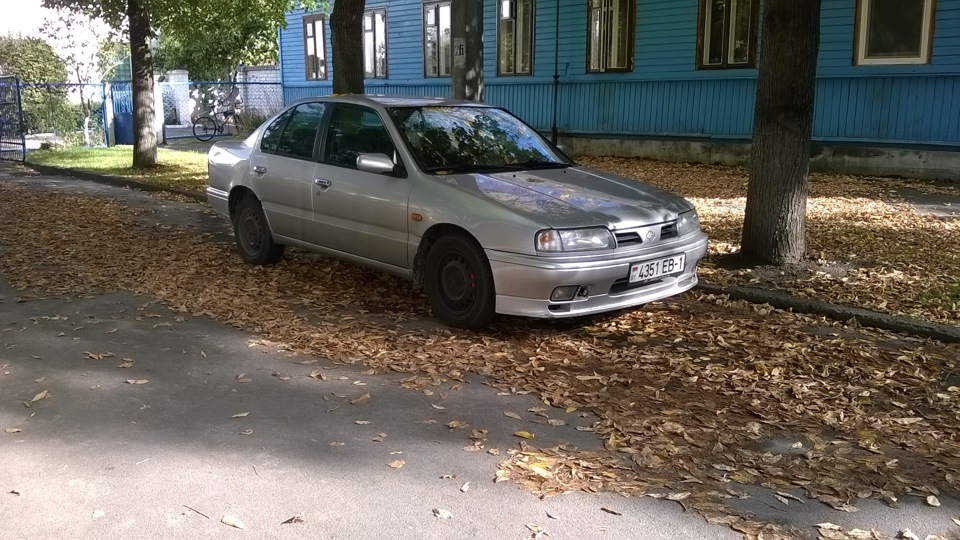 nissan primera p10 кузавщина