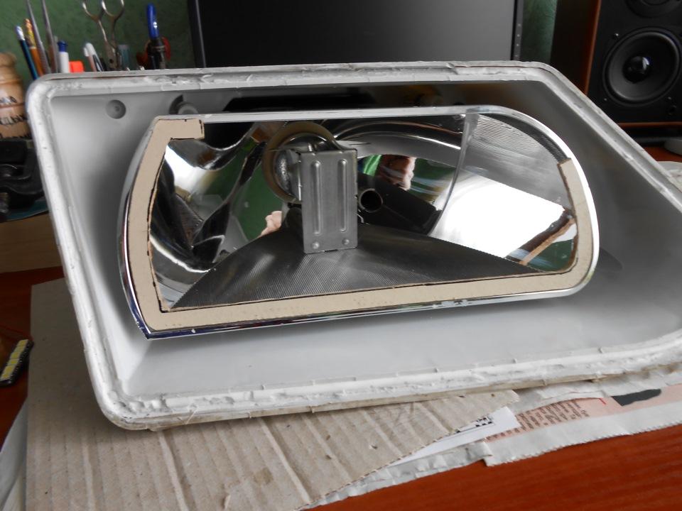 Свето диоды авто своими руками фото