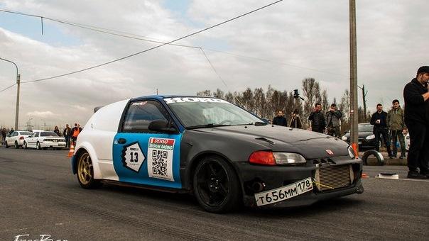 Civic hatchback awd