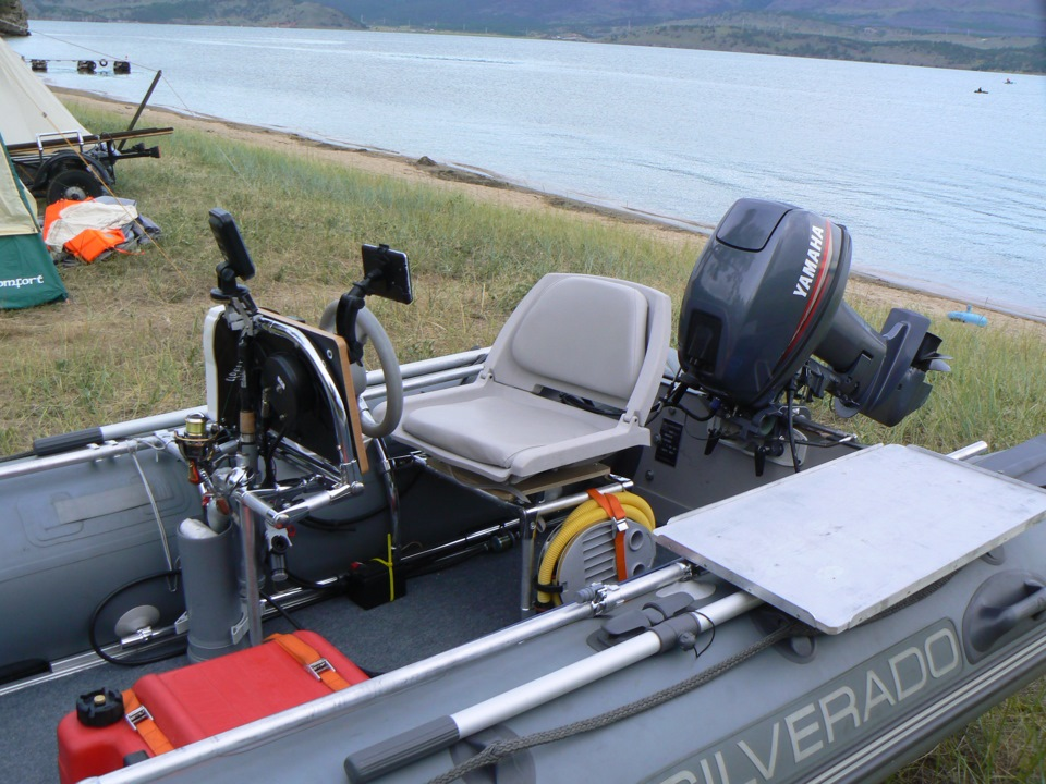 Тюнинг лодки ПВХ - DRIVE2