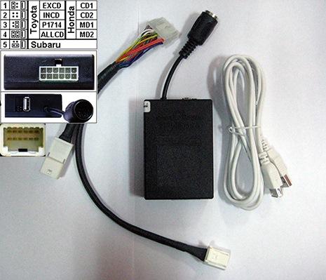 Выбор USB / MP3 / Bluetooth-адаптера - бортжурнал Lexus RX II. Золотая середина. 2003 года на DRIVE2