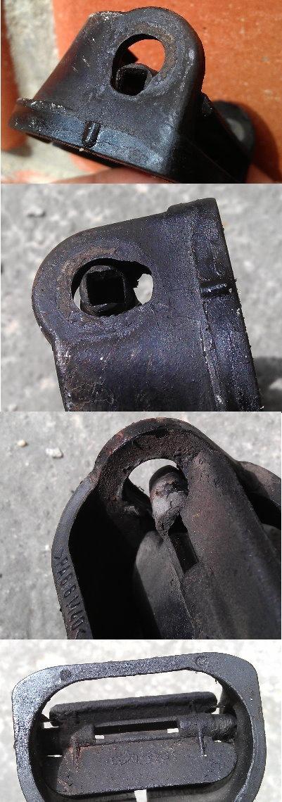 чистка клапанной крышки с разборкой маслоотделителя yf mazda 626 gf