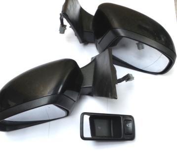 Зеркала с электроскладыванием форд фокус 2