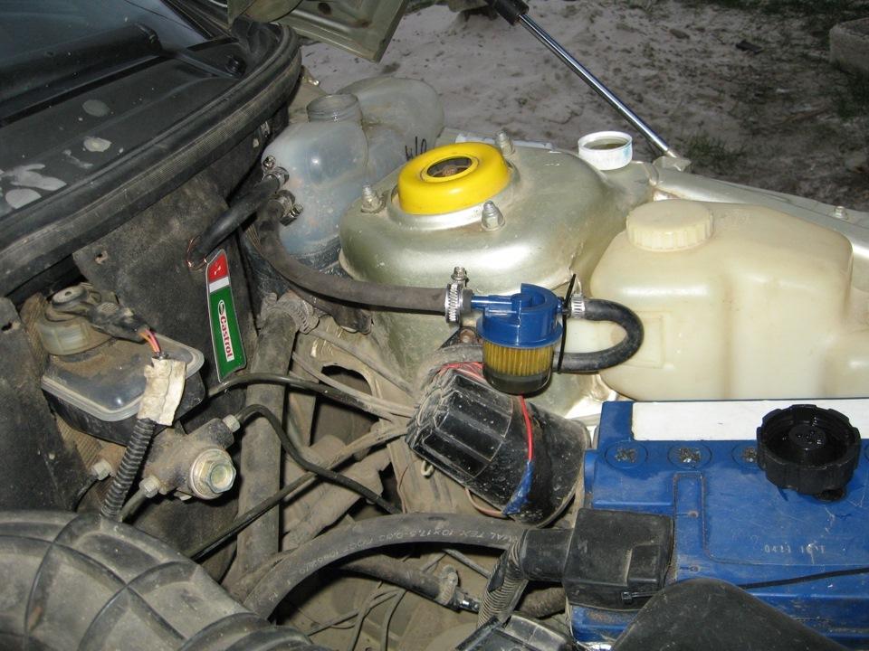 2737546s 960 - Фильтр в систему охлаждения автомобиля