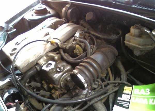 Двигатель ваз 11183 фото
