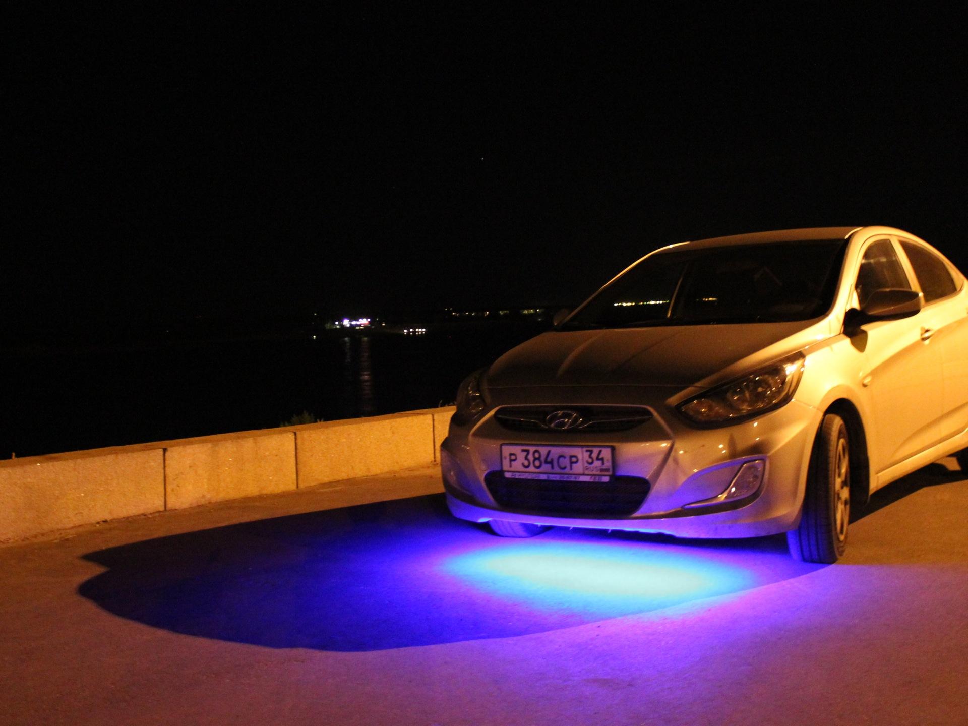 Как сделать тюнинг автомобиля Хендай Солярис 100