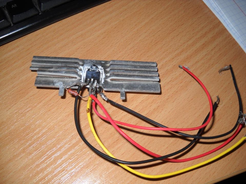 Такой транзистор способен