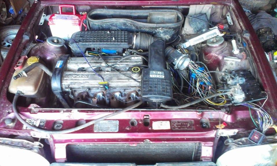 мануалка система охлаждения ford escort 1.8 td