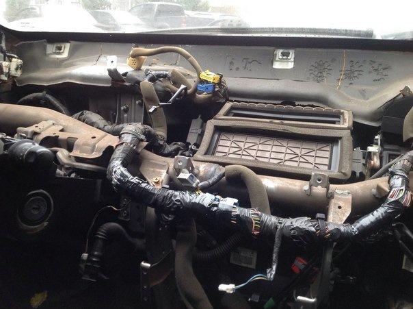 Замена радиатора ниссан примера р12 Замена верхнего рычага шевроле авео т300