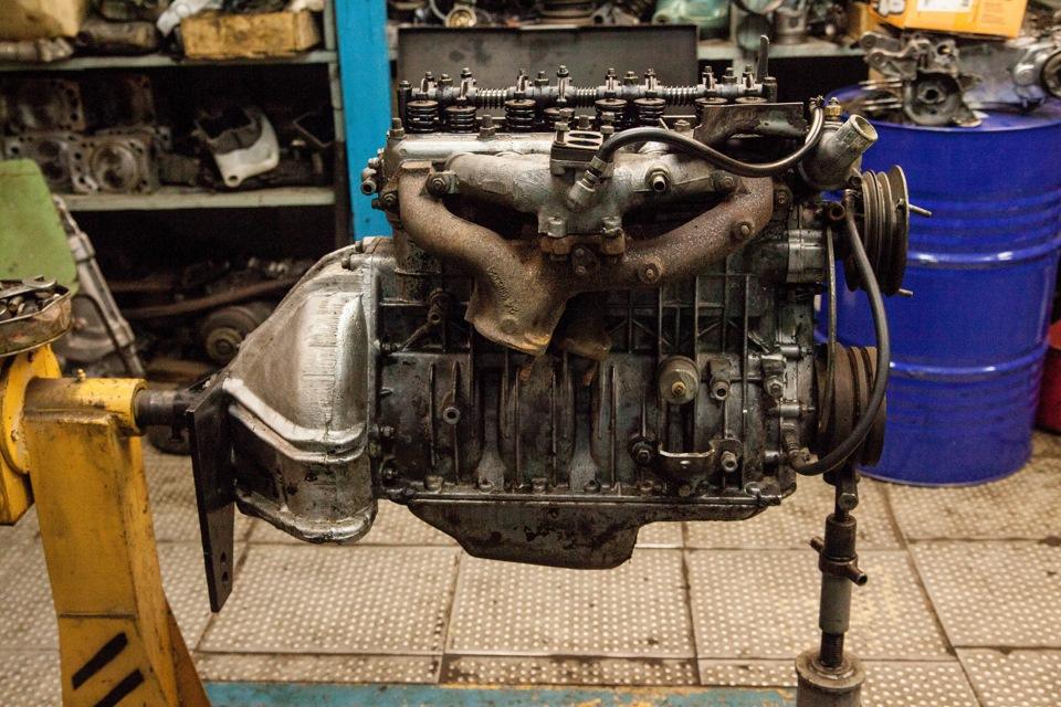 Двигатель на газу своими руками