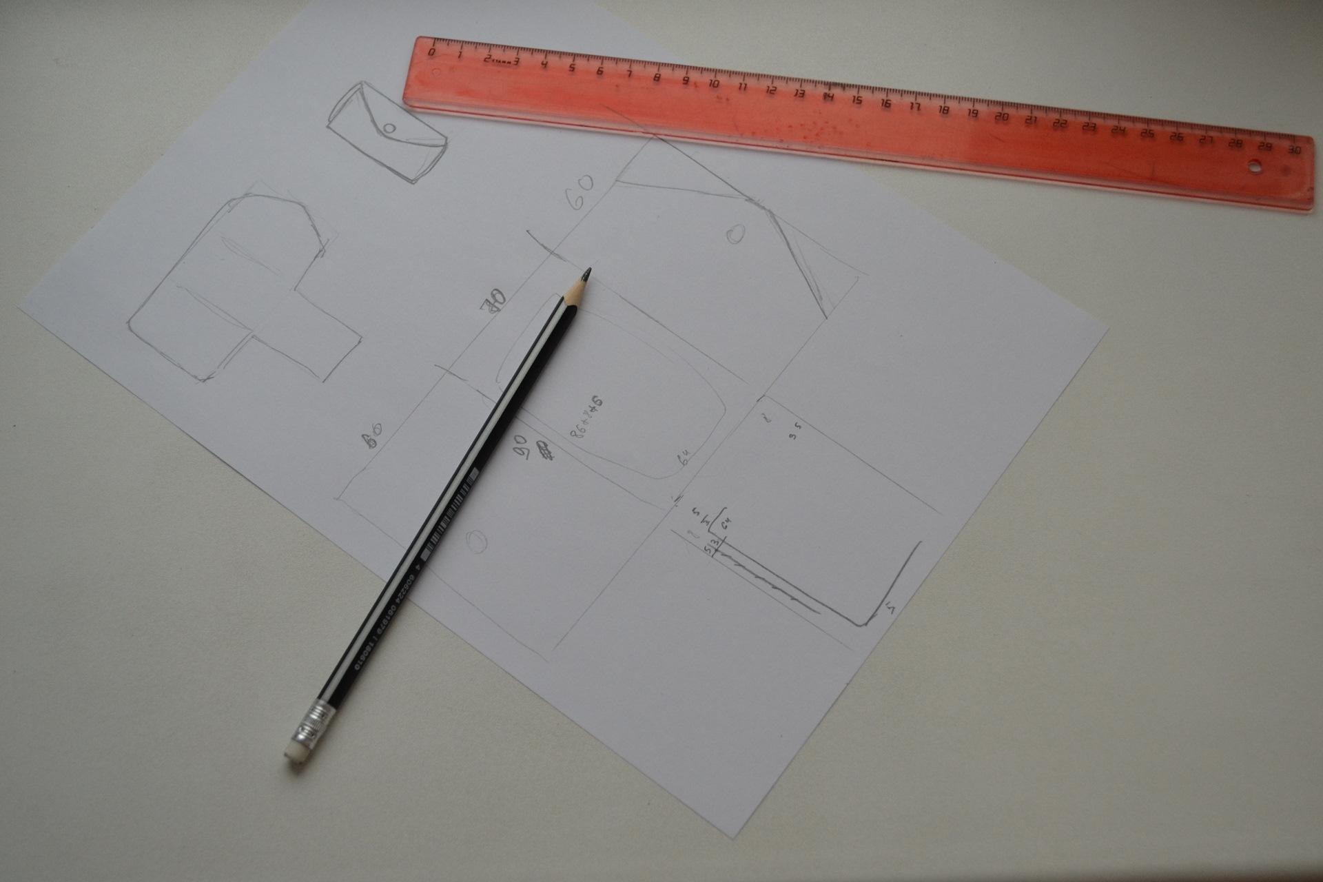 картинка бумага для выкройки казьмина