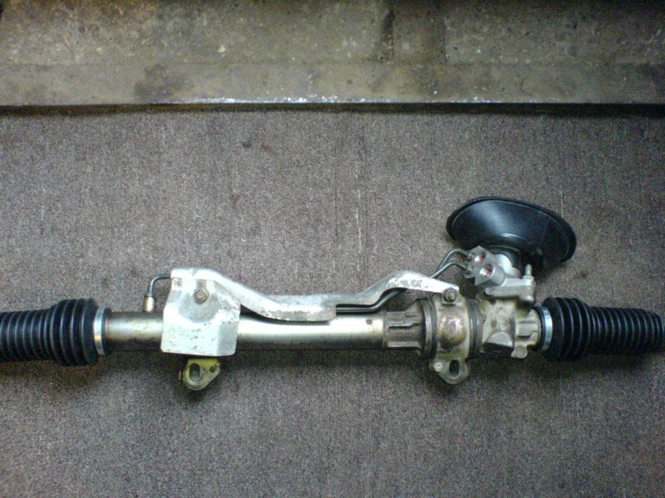 Ремонт рулевой рейки меган 2 своими руками 32