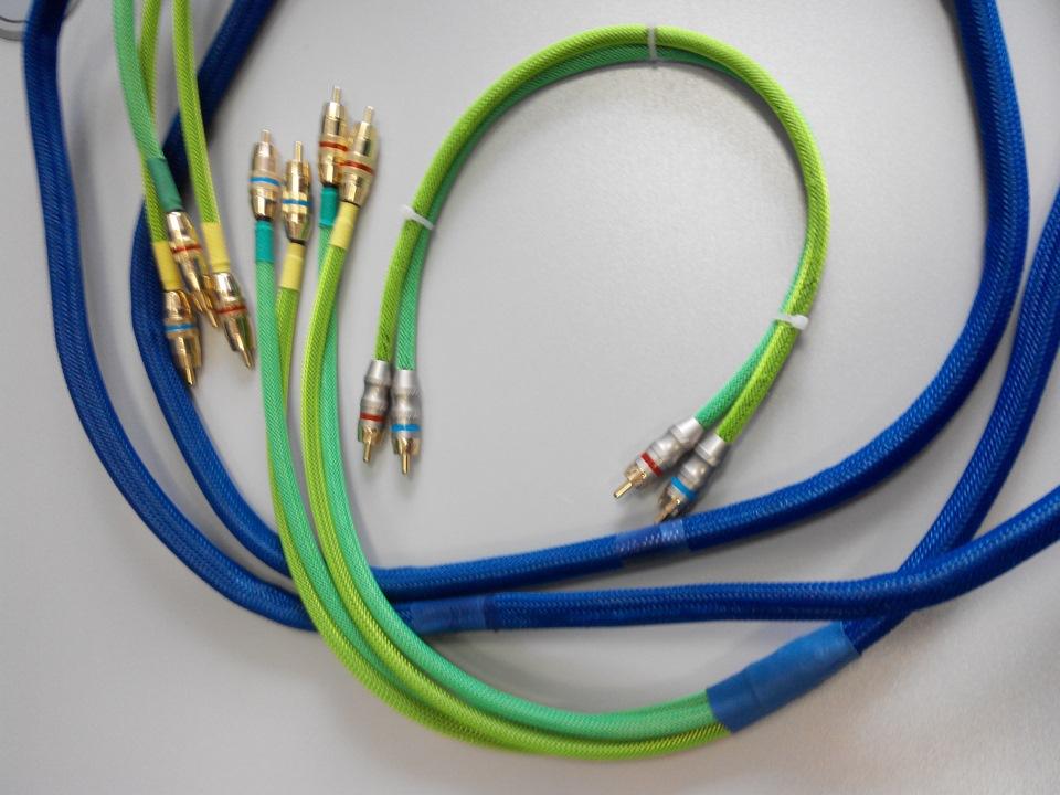 Rca кабель своими руками фото