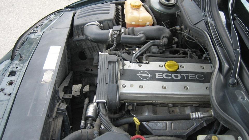 установка двигателяопель омега б 1994