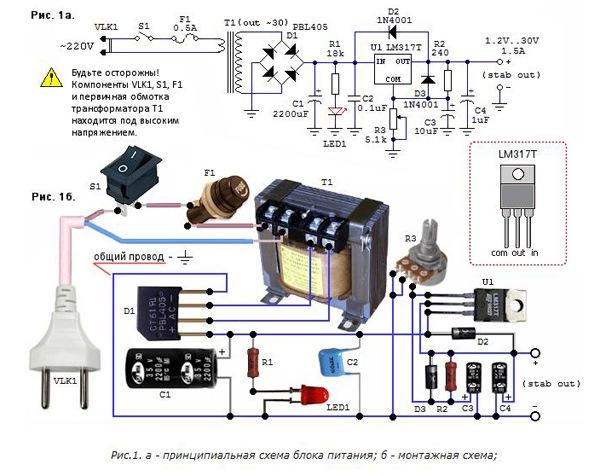 Регулятор температуры ОВЕН ТРМ1 Измерительрегулятор