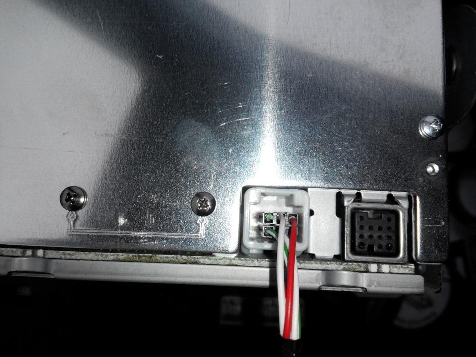 Как сделать usb вход в автомагнитоле