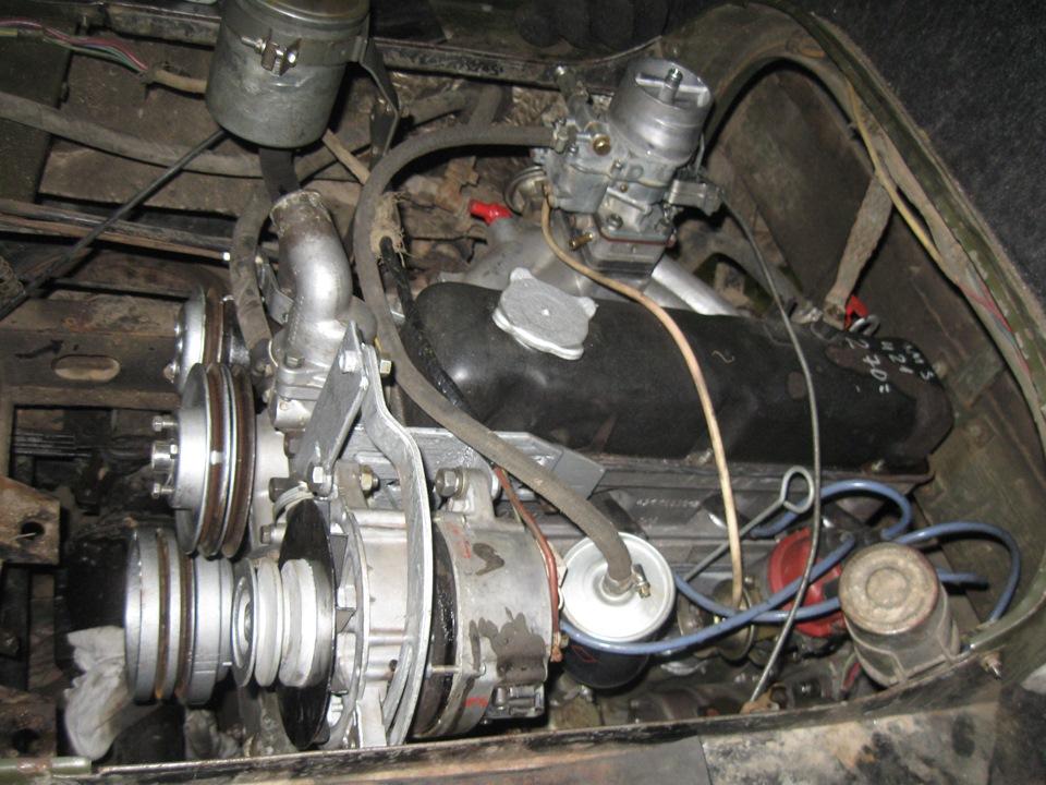 Двигатель 402 инжектор ремонт своими руками 69