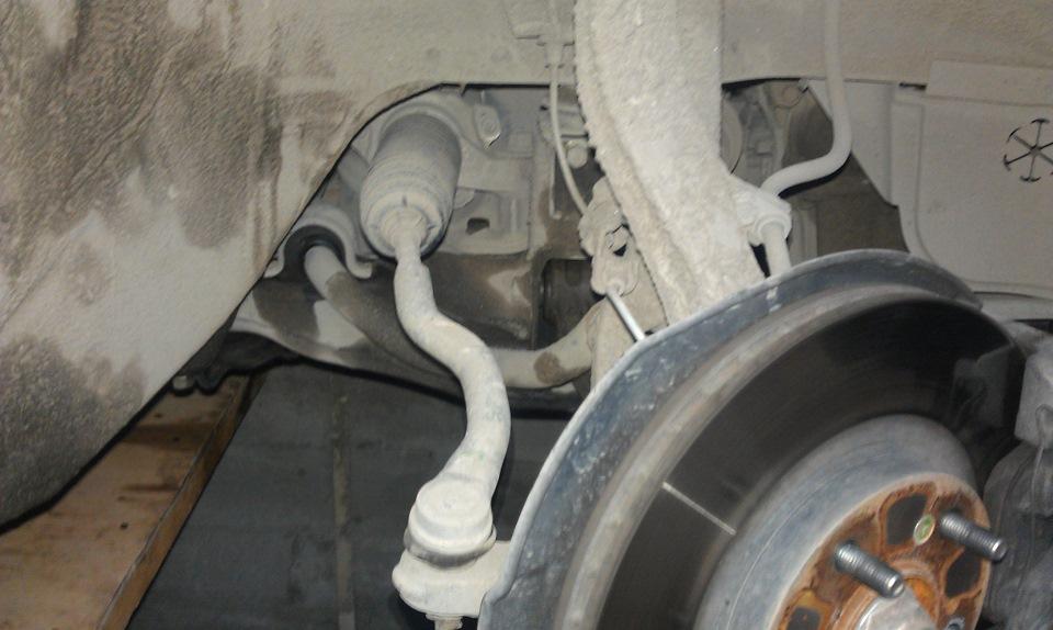 Ремонт рулевой рейки на хонда аккорд своими руками