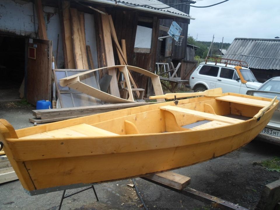 Лодка недорогая своими руками