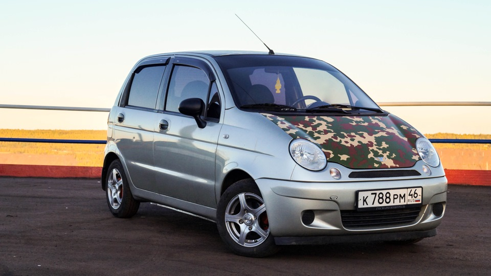 Daewoo Matiz ☢ Fuel Economy☢ | DRIVE2