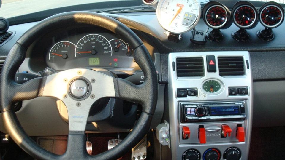Тест-драйв LADA Priora 1 8 123 л с от Супер-Авто