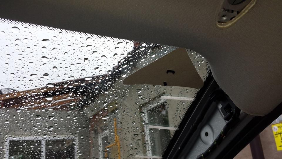 Установка антенны бош на автомобиль