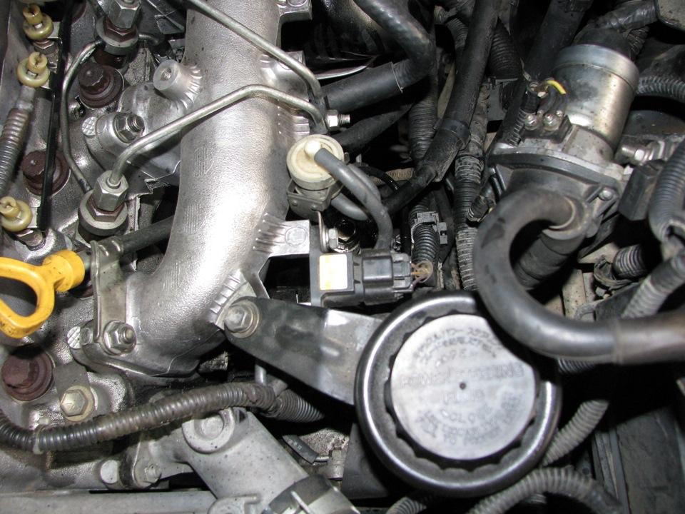 1kz-te схема двигателя