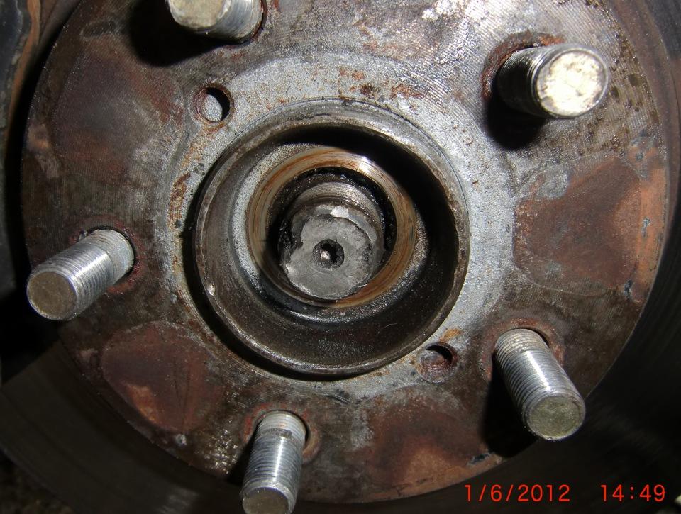 Замена пыльника привода внутреннего subaru Замена шаровой kia sportage
