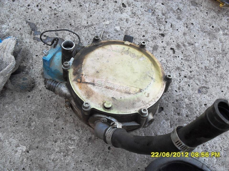 газовый редуктор на авто