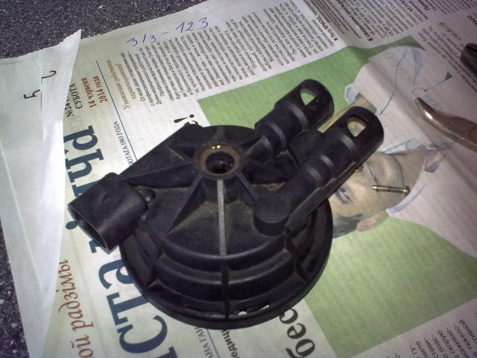 Ремонт крышки топливного фильтра - бортжурнал Opel Astra 2.0 DTI турботрактор 2000 года на DRIVE2