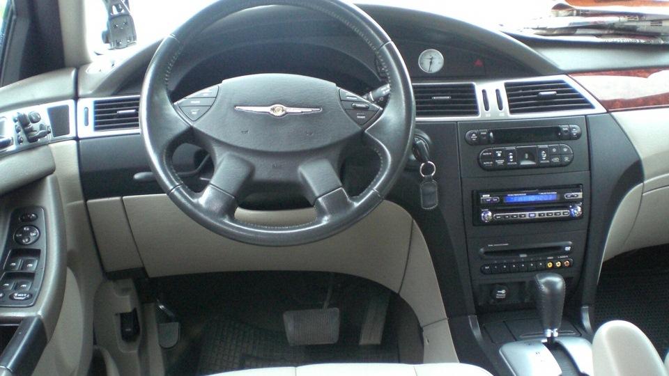 Chrysler Pacifica 3.5 AWD