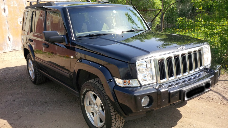 Jeep Commander