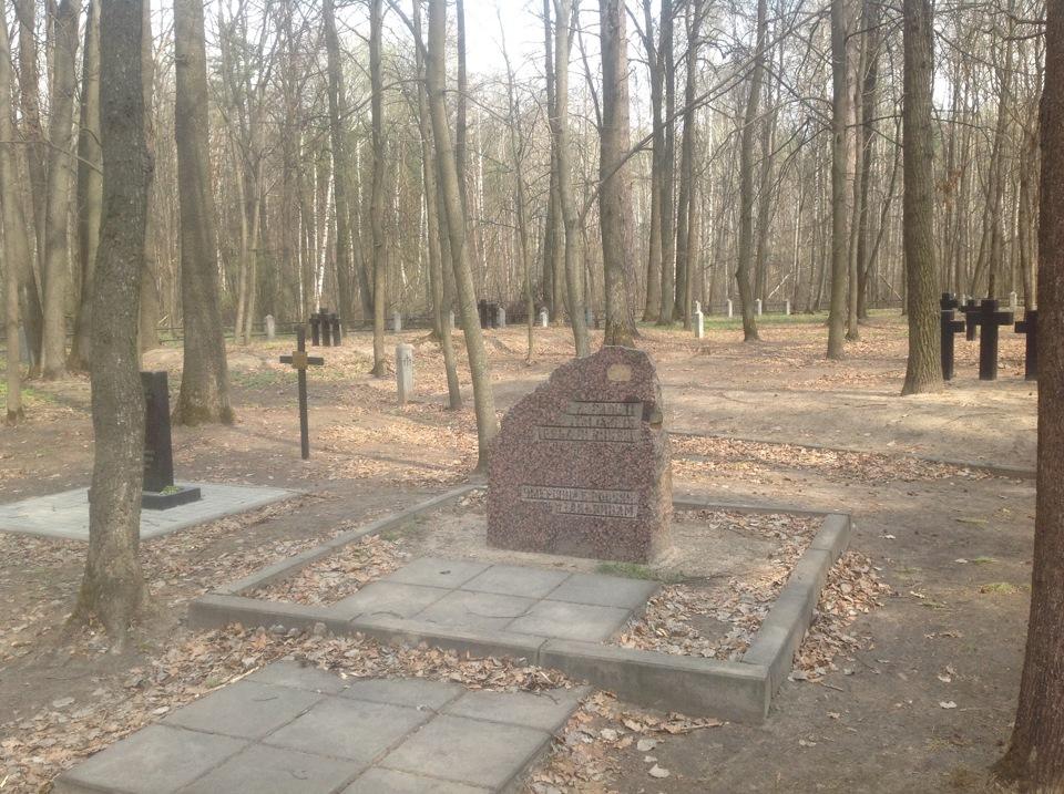 Фотки на кладбище