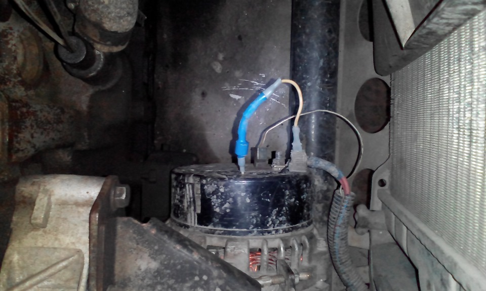 Фото №3 - как повысить напряжение генератора ВАЗ 2110