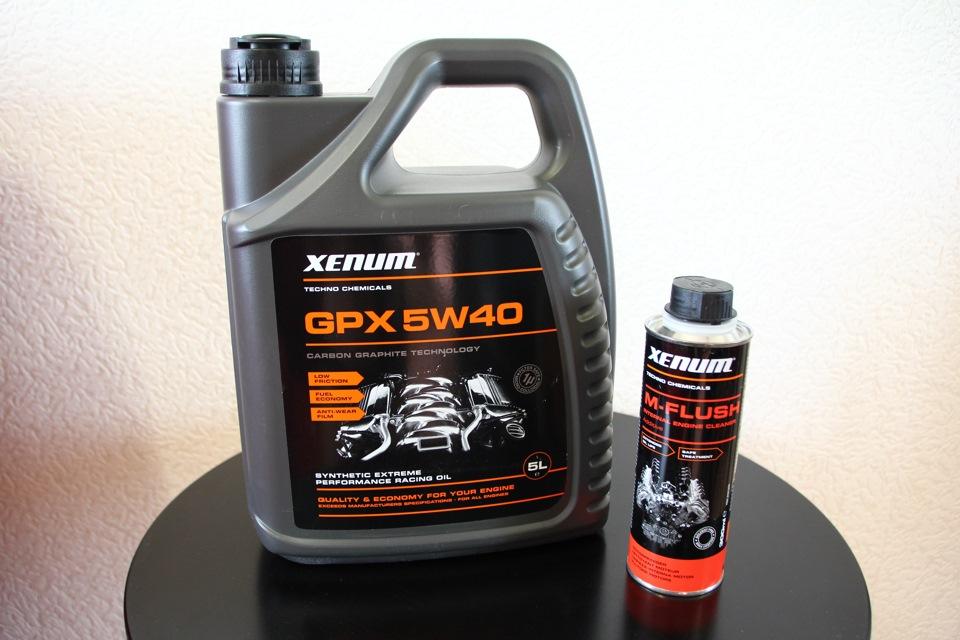 Масло моторное xenum gpx 5w40 sm/sn/cf синтетическое, универсальное 5л (1/4), xe-gpx5/40-5(1037005)