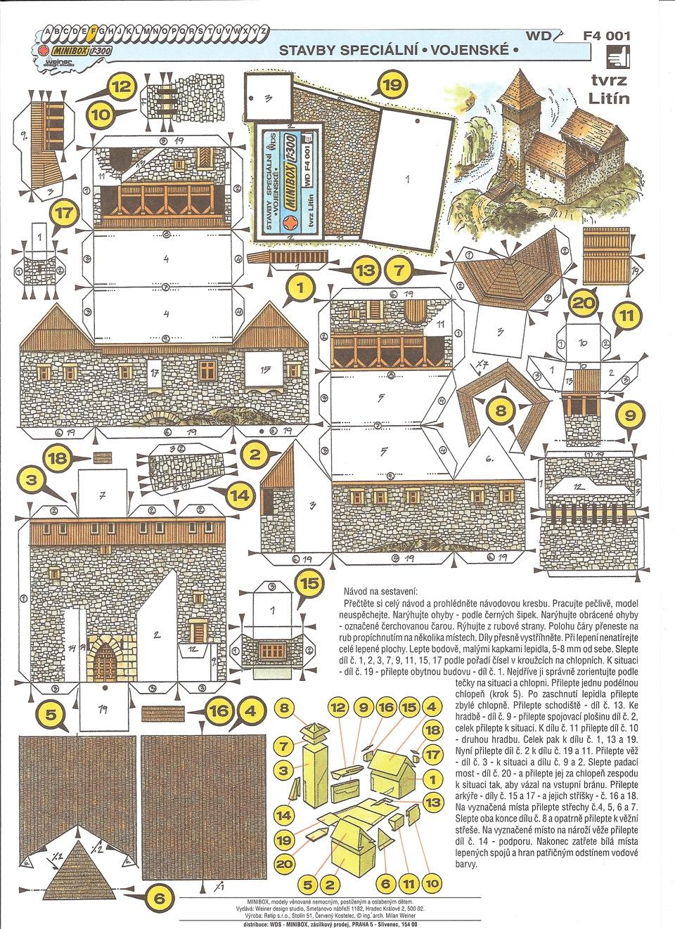 300 Abc Miniboxy Diorama City Part 2 Drive2
