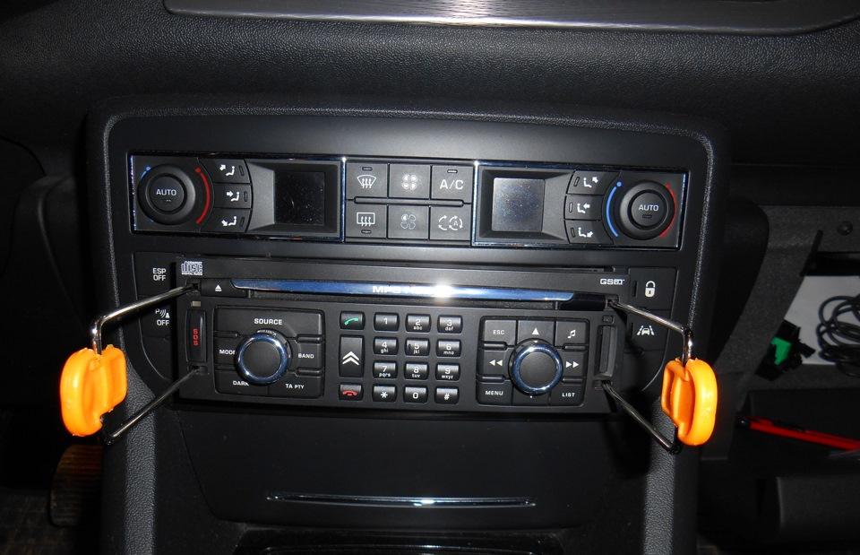 диск cd прошивки аудио-навигационной системы rt3 peugeot 407 peugeot 607 ii peugeot 307 ii citroen c
