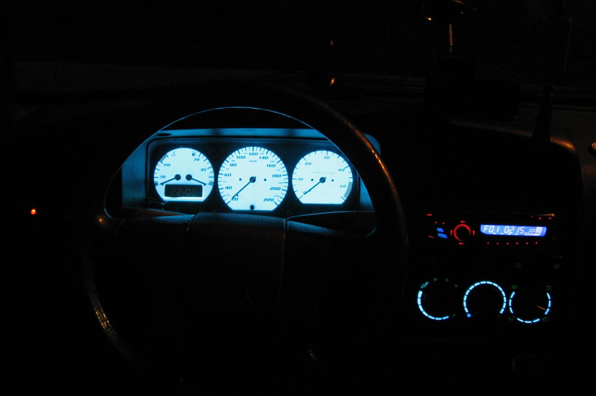 Подсветка приборов пассат б3