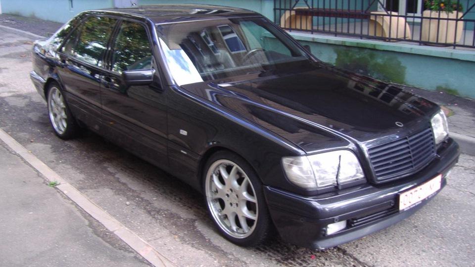 Mercedes benz s600l brabus 73s 582 drive2 for Mercedes benz s600l