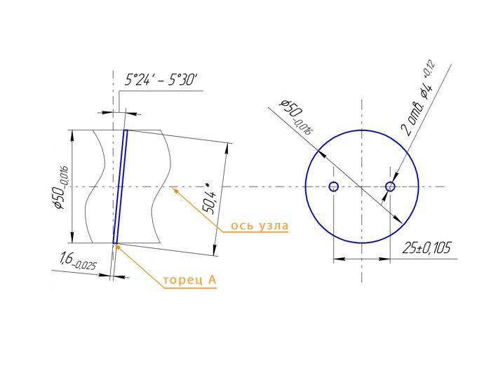 дроссельная заслонка митсубиси лансер 9 чертеж
