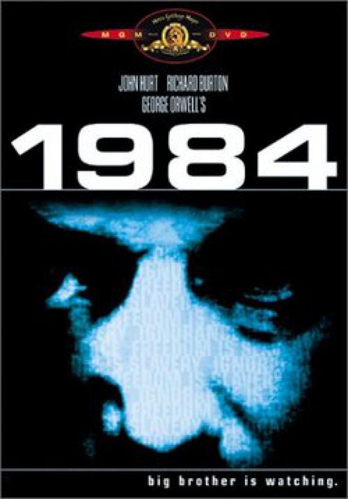 дж оруэлл 1984 скачать pdf
