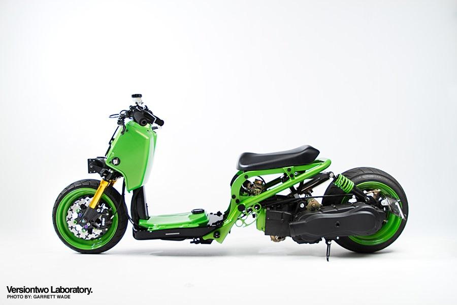Honda Ruckus или moto stance! - DRIVE2