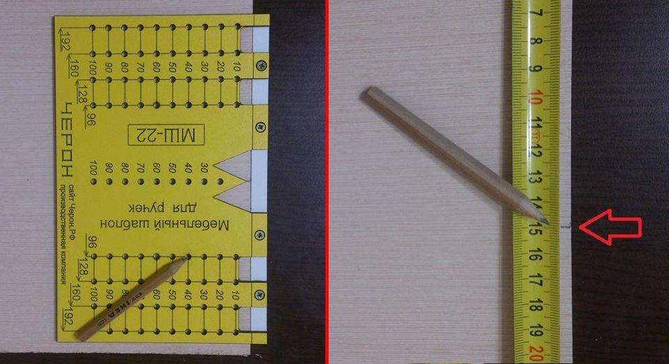 Мебельный шаблон для ручек своими руками 28