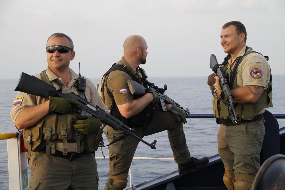 Как нанять зарубежных военных специалистов
