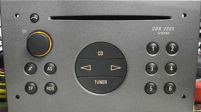инструкция Siemens Vdo Cdr 500 - фото 8