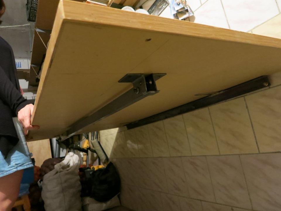 Стол верстак для гаража своими руками 122