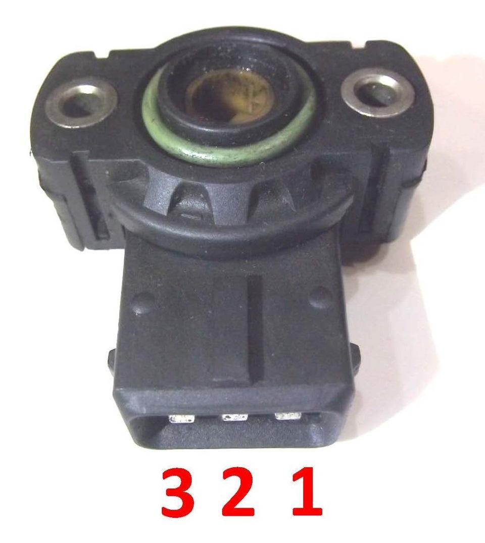 Датчик положения дроссельной заслонки схема фото 741