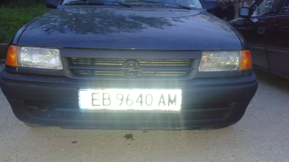 Opel Astra Astra F 1 6mono*project* | DRIVE2