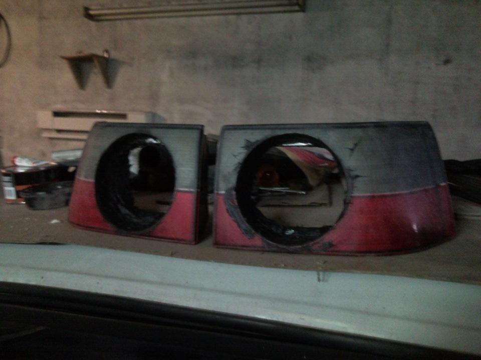 Фото №17 - оптика на ВАЗ 2110 тюнинг