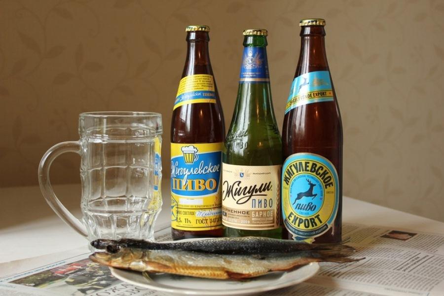 чье пиво лучше в россии